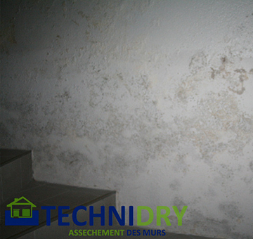 Les cons quences solution d 39 ass chement des murs et traitement de l 39 humidit technidry - Traiter les remontees capillaires solutions ...