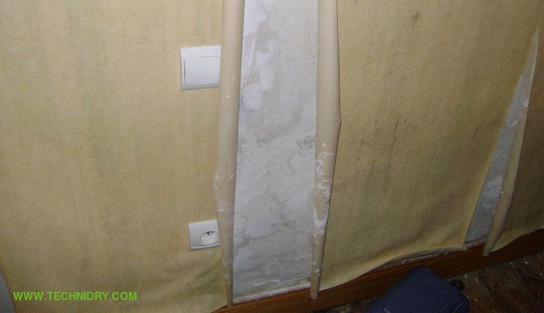 Les conséquences de l'humidité dans votre maison